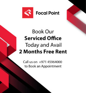 Focal point serviced office campaign